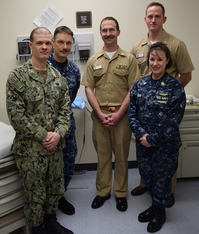 Navy Best Practice Recognition for Branch Health Clinic Bangor ...