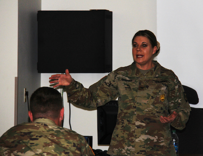 RTS-Medical leadership class prepares Soldiers for
